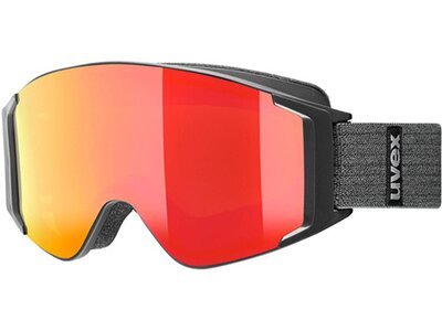 """UVEX Skibrille """"g.gl 3000 TO"""" Schwarz"""