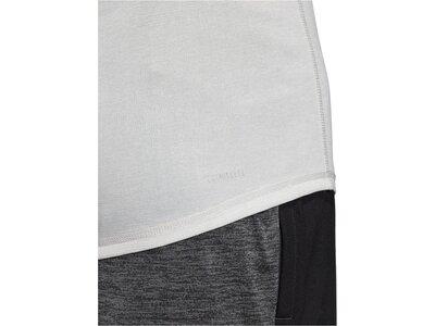 ADIDAS Herren Trainingsshirt FreeLift_360 Gradient Graphic Tee Grau