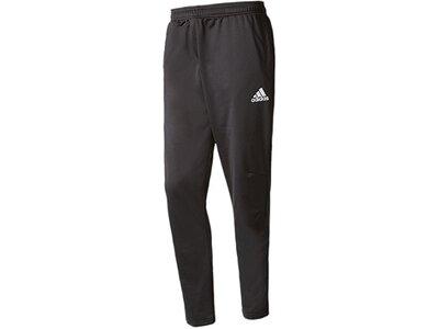 ADIDAS Fußball - Teamsport Textil - Hosen Tiro 17 Trainingshose Schwarz
