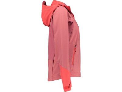 "SCHÖFFEL Damen Softshelljacke ""Hoody Penia"" Pink"