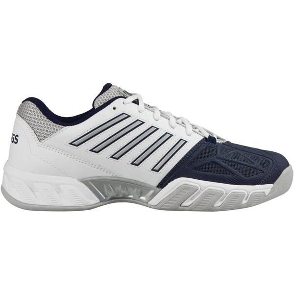 K-SWISS Herren Tennisschuhe Indoor Bigshot Light 3 Carpet | Schuhe > Sportschuhe > Tennisschuhe | White | K-SWISS TENNIS