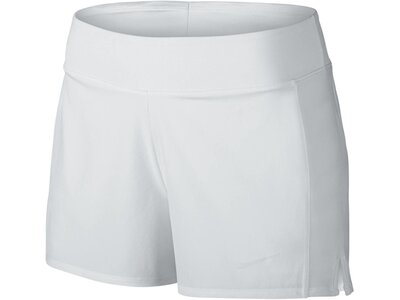 "NIKE Damen Tennisshorts ""Court Baseline"" Weiß"