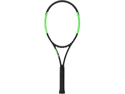 """WILSON Tennisschläger """"Blade 98 UL"""" - unbesaitet - 16x19 Schwarz"""