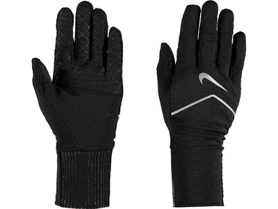 """NIKE Damen Laufhandschuhe """"Sphere Running Gloves 2.0"""" Schwarz"""