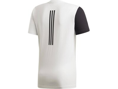 """ADIDAS Herren T-Shirt """"Sid Tee"""" Silber"""