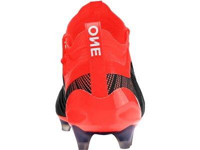 PUMA Fußball - Schuhe - Nocken ONE Winterized 5.1 FG/AG Limited Edition Rot
