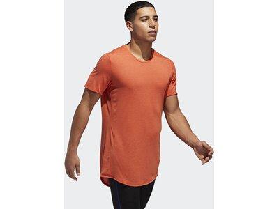 ADIDAS Herren Supernova Pure T-Shirt Orange