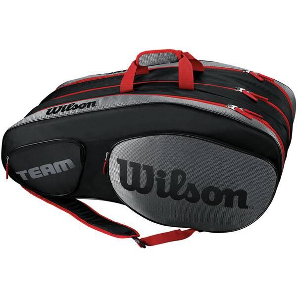 WILSON Tennis Schlägertasche Team III 12 Pack