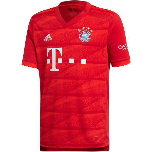 "ADIDAS Kinder Fußball-Trikot ""FC Bayern München Heimtrikot"" Kurzarm - Replica"