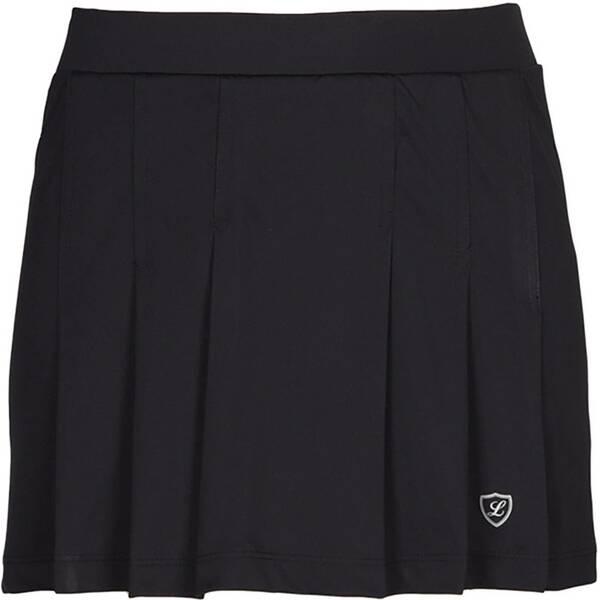 LIMITEDSPORTS Damen Tennisrock Skort Fancy | Sportbekleidung > Sportröcke > Tennisröcke | Black | LIMITEDSPORTS