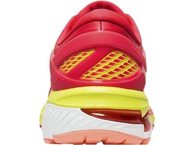 "ASICS Damen Laufschuhe ""Gel-Kayano 26"" Pink"