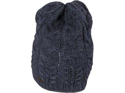 EISBÄR Damen Beanie Mütze Grau