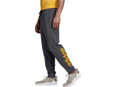"ADIDAS Herren Sweathose ""Essentials Linear Tapered Pant"" Grau"