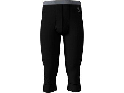"ODLO Herren Funktionsunterhose ""SUW Bottom Pant 3/4 Natural"" Grau"