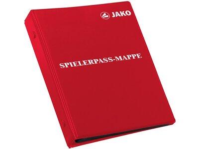 JAKO Spielerpass-Mappe Rot