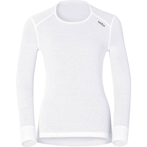 ODLO Damen Unterwäscheoberteil Shirt Crew Neck Warm