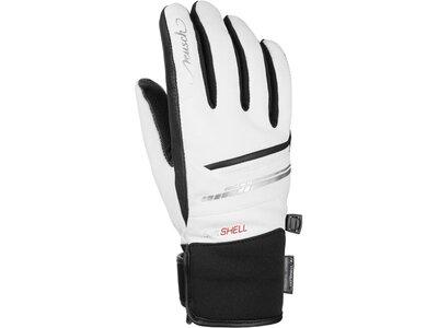 """REUSCH Damen Ski-Handschuhe """"Tomke Stormbloxx"""" Weiß"""