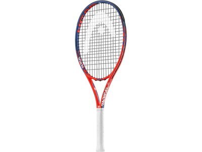 """HEAD Kinder Tennisschläger """"Radical Junior"""" - besaitet - 16x19 Blau"""
