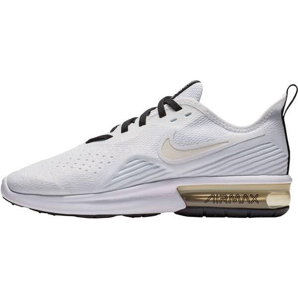 NIKE Damen Sneaker Air Max Sequent 4