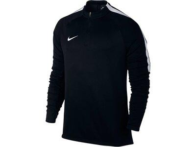 "NIKE Herren Fußball Shirt ""Squad"" Langarm Schwarz"