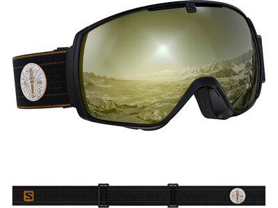 "SALOMON Skibrille ""XT One Sigma Cafe Racer"" Grau"