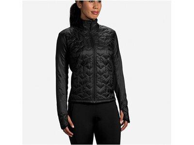 """BROOKS Damen Laufjacke """"Shield Hybrid Jacket W"""" Schwarz"""
