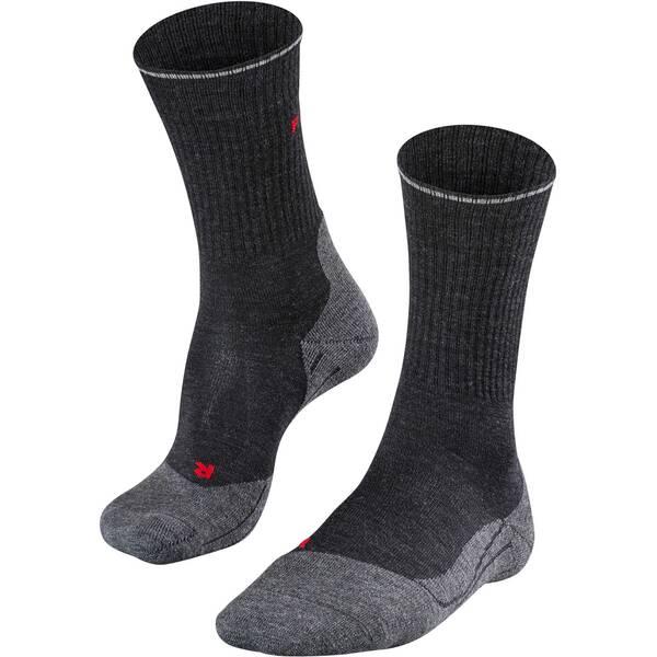 FALKE Herren Trekking Socken TK2 Wool Silk | Sportbekleidung > Funktionswäsche > Wandersocken | Seide | FALKE
