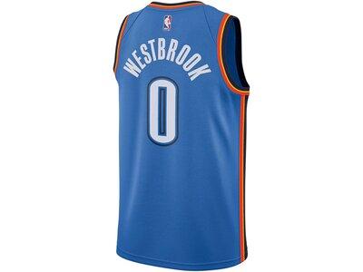 """NIKE Herren Basketballshirt """"Oklahoma City Thunder"""" Blau"""