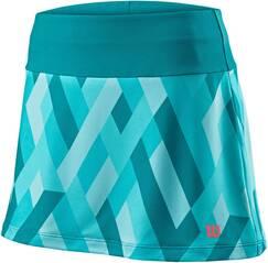 WILSON Damen Tennisrock UWII Print 12.5 Skirt