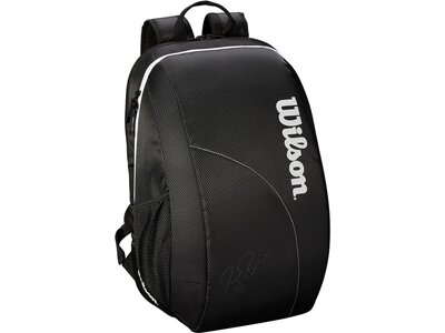 "WILSON Tennisrucksack ""Fed Team Backpack"" Schwarz"