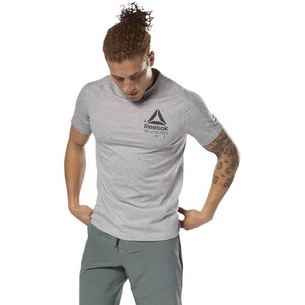 REEBOK Herren Speedwick Graphic Move T-Shirt
