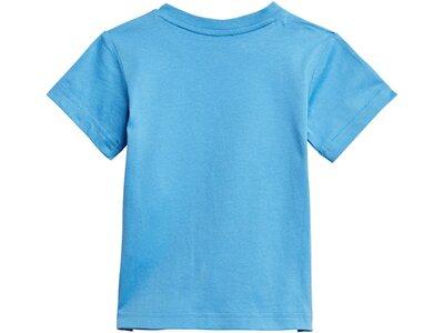ADIDAS Jungen Baby / Kleinkind Trainingsanzug Blau