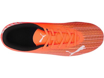 PUMA Fußball - Schuhe Kinder - Nocken ULTRA Chasing Adrenaline 4.1 FG/AG Kids Orange