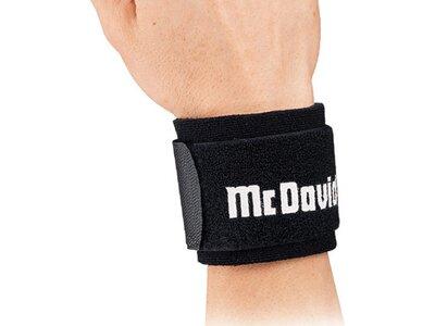 MCDAVID Handgelenksbandage von McDavid (452) Schwarz