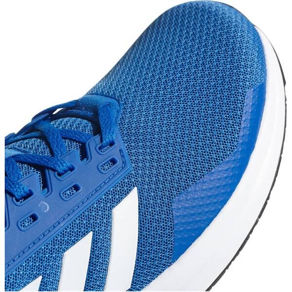 newest aad6a 58b72 ADIDAS Herren Laufschuhe Duramo 9 BLUE FTWWHT CBLACK