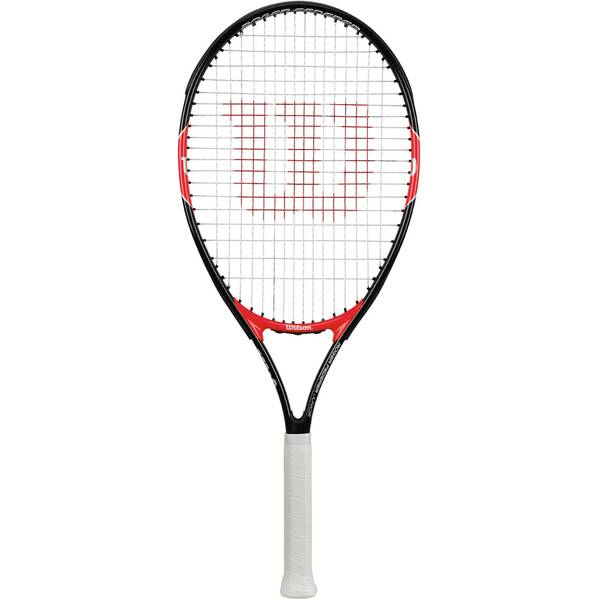 "WILSON Kinder Tennisschläger ""Roger Federer 26"" besaitet"