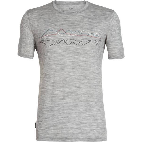 ICEBREAKER Herren T-Shirt Tech Lite SS Crewe Icebreaker