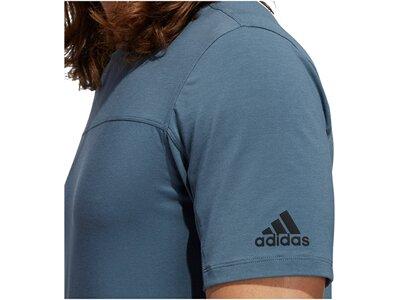 "ADIDAS Herren Trainingsshirt ""City Base Tee"" Blau"