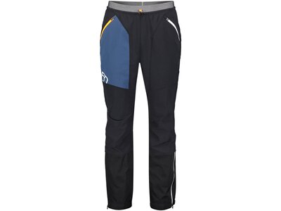 """ORTOVOX Herren Softshellhose """"Berrino Pants M"""" Schwarz"""