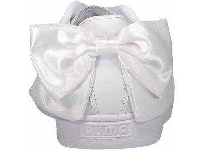 PUMA Lifestyle - Schuhe Damen - Sneakers Basket Bow Sneaker Damen Weiß