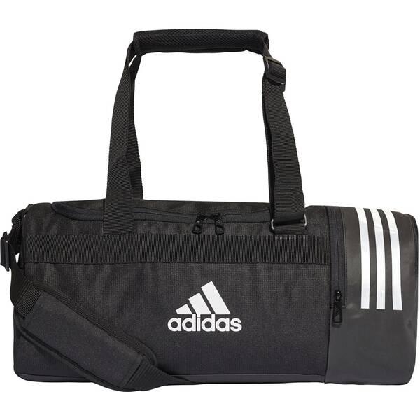 ADIDAS Sporttasche Convertible 3-Streifen Duffel Bag S
