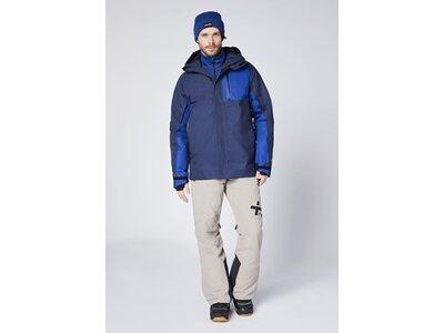 CHIEMSEE Skijacke wasser- und winddicht, sowie äußerst atmungsaktiv Blau