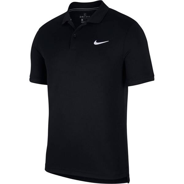 NIKE Herren Tennis-Poloshirt Kurzarm
