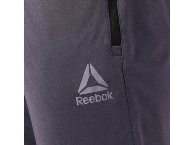REEBOK Herren Sporthose Ready Trackster Grau