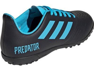 ADIDAS Kinder Fußballschuhe Predator 19.4 TF Schwarz