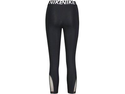"""NIKE Damen Trainingstights """"Nike Pro Crops"""" verkürzte Länge Schwarz"""