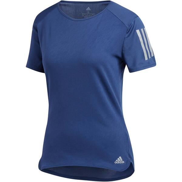 ADIDAS Damen Runningshirt Kurzarm