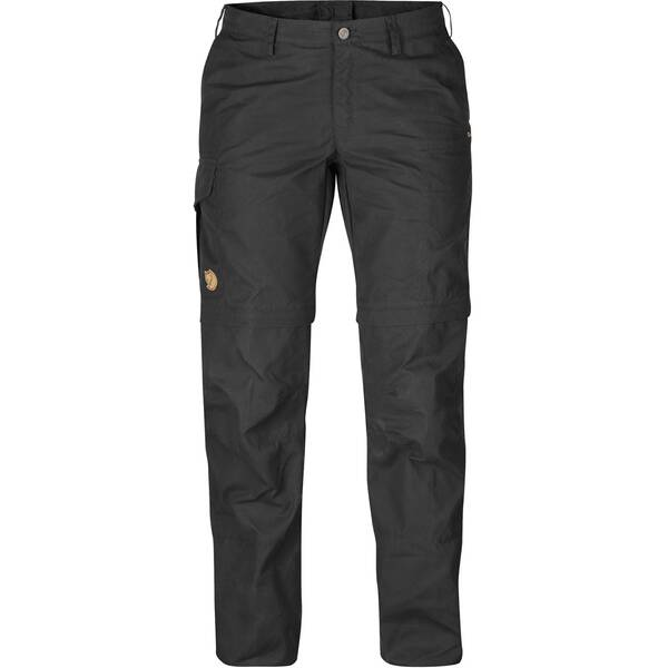 FJÄLLRÄVEN Damen Hose Karla Zip-Off Trousers