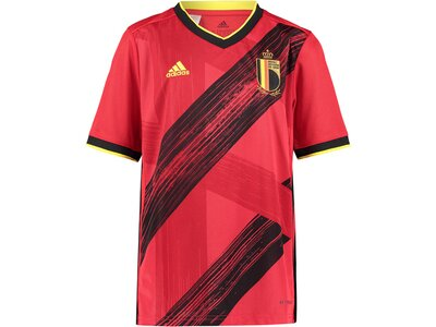 "ADIDAS Fußballtrikot ""Belgium Home"" Rot"