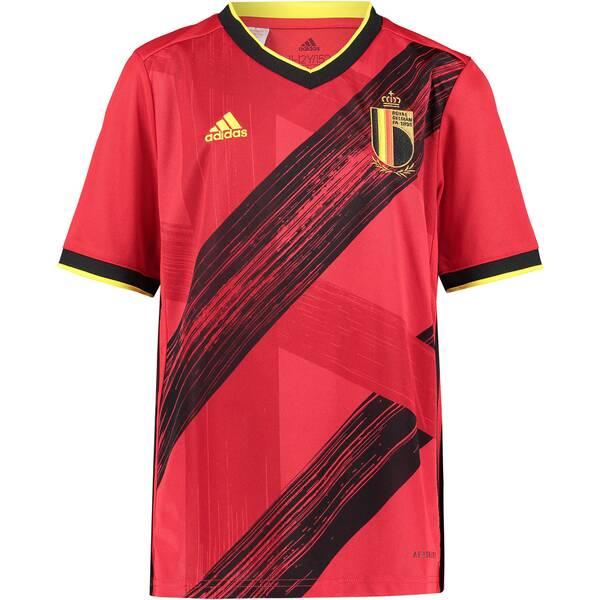 "ADIDAS Fußballtrikot ""Belgium Home"""
